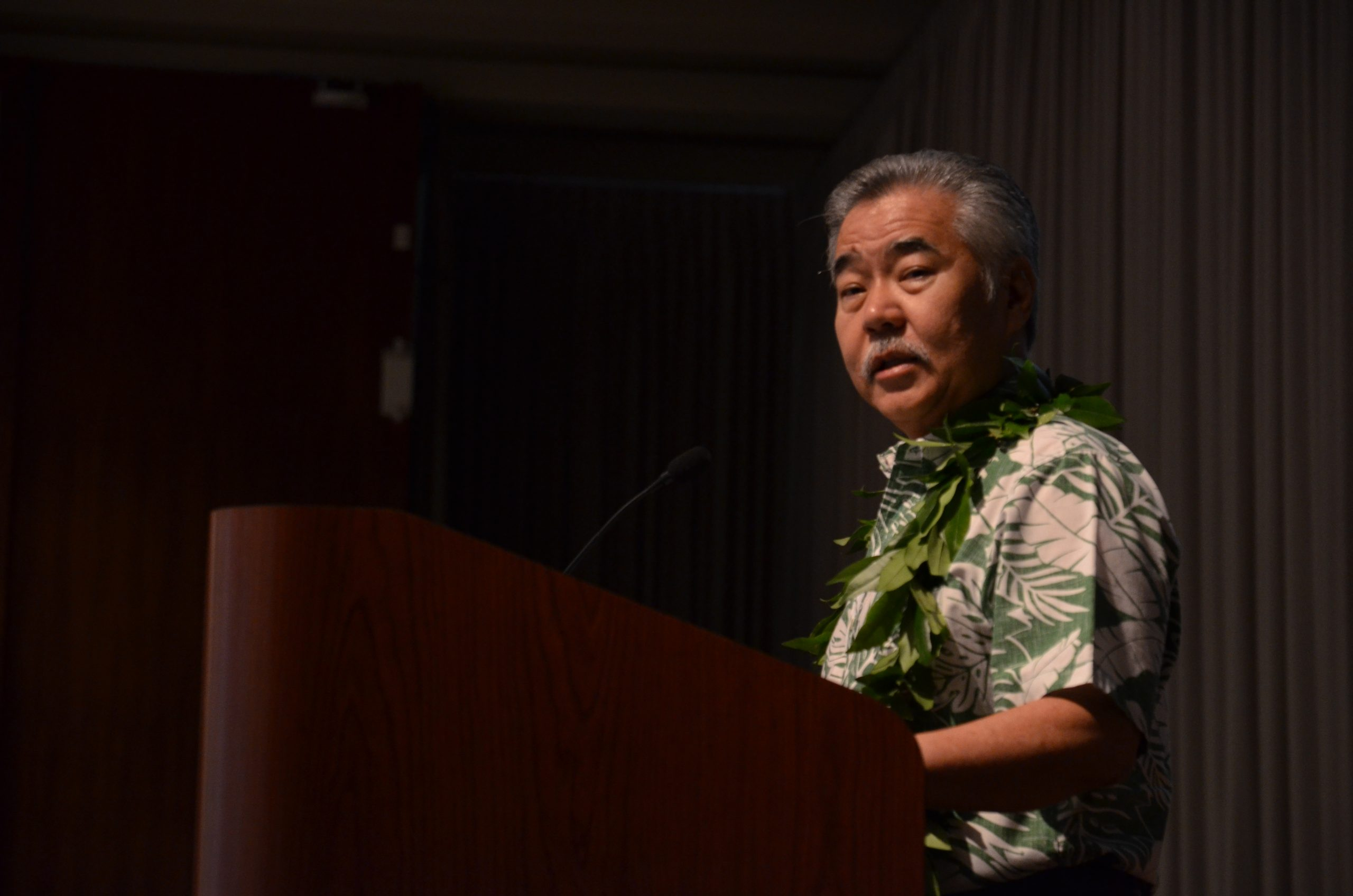 Governorʻs Message by Governor David Ige
