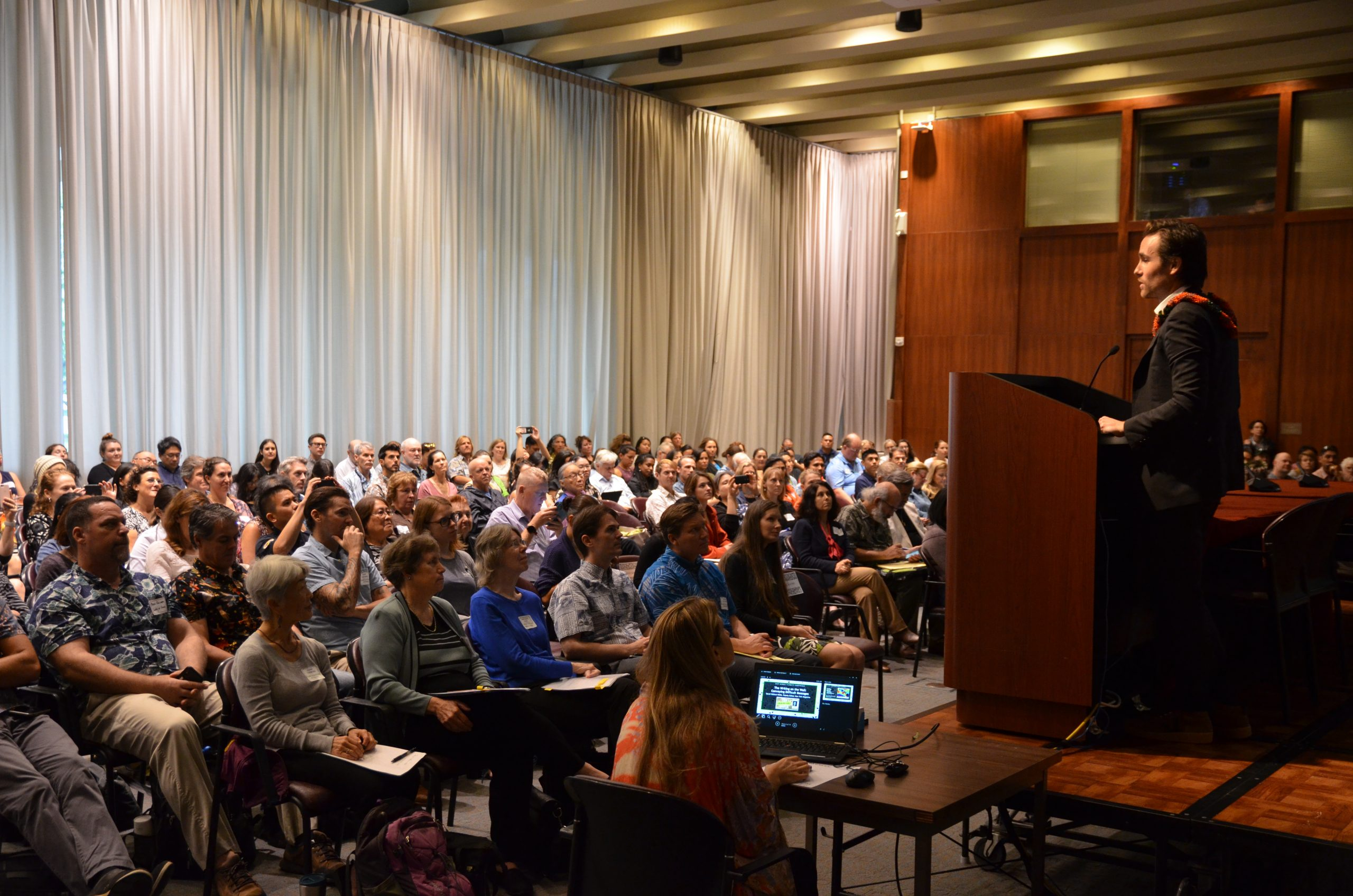 Keynote Address by David Wallace Wells (3)