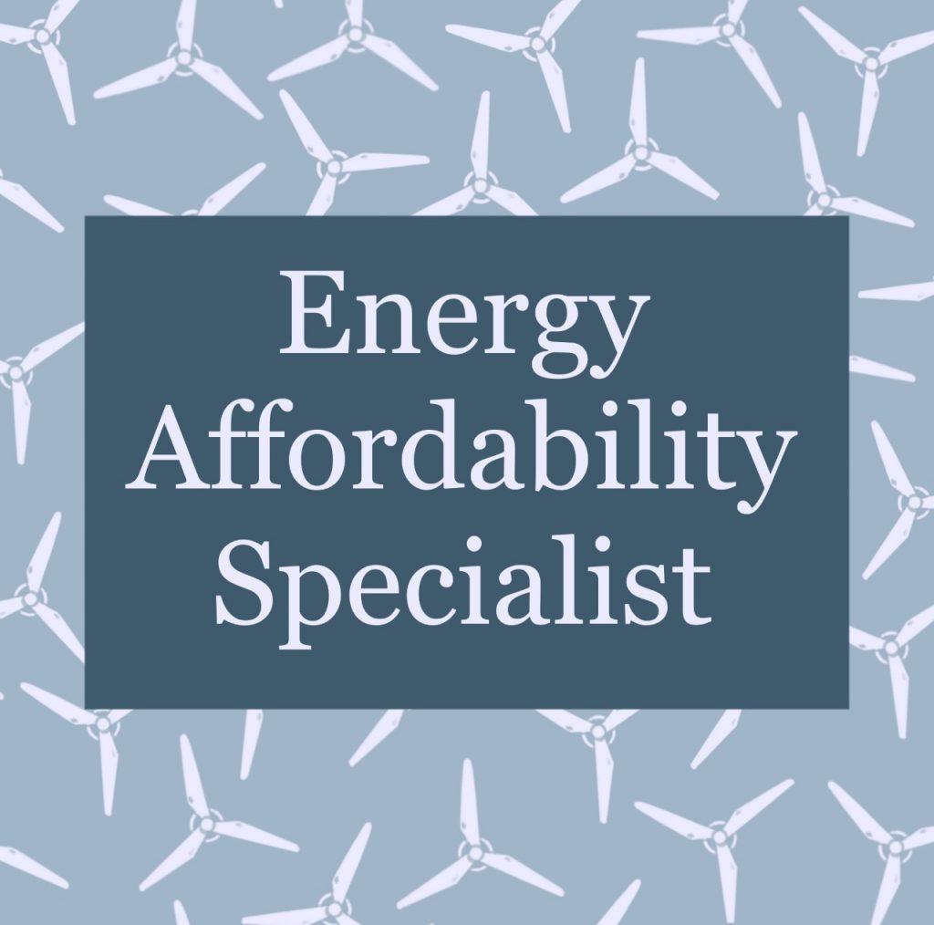 Energy Affordability Specialist Profile