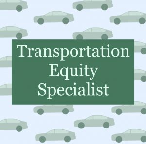 Transportation Equity Specialist Profile