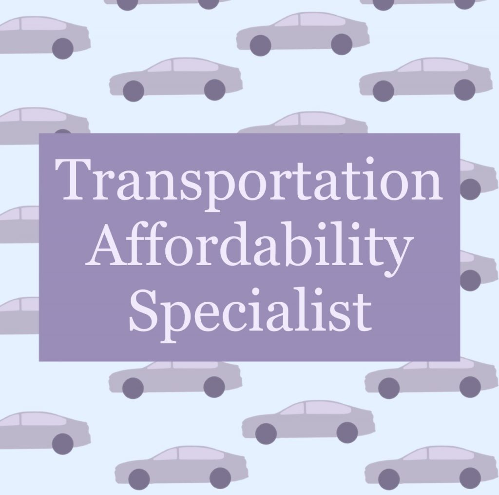 Transportation Affordability Specialist