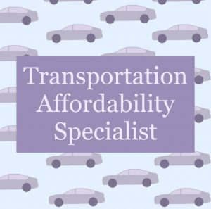Transportation Affordability Specialist Profile