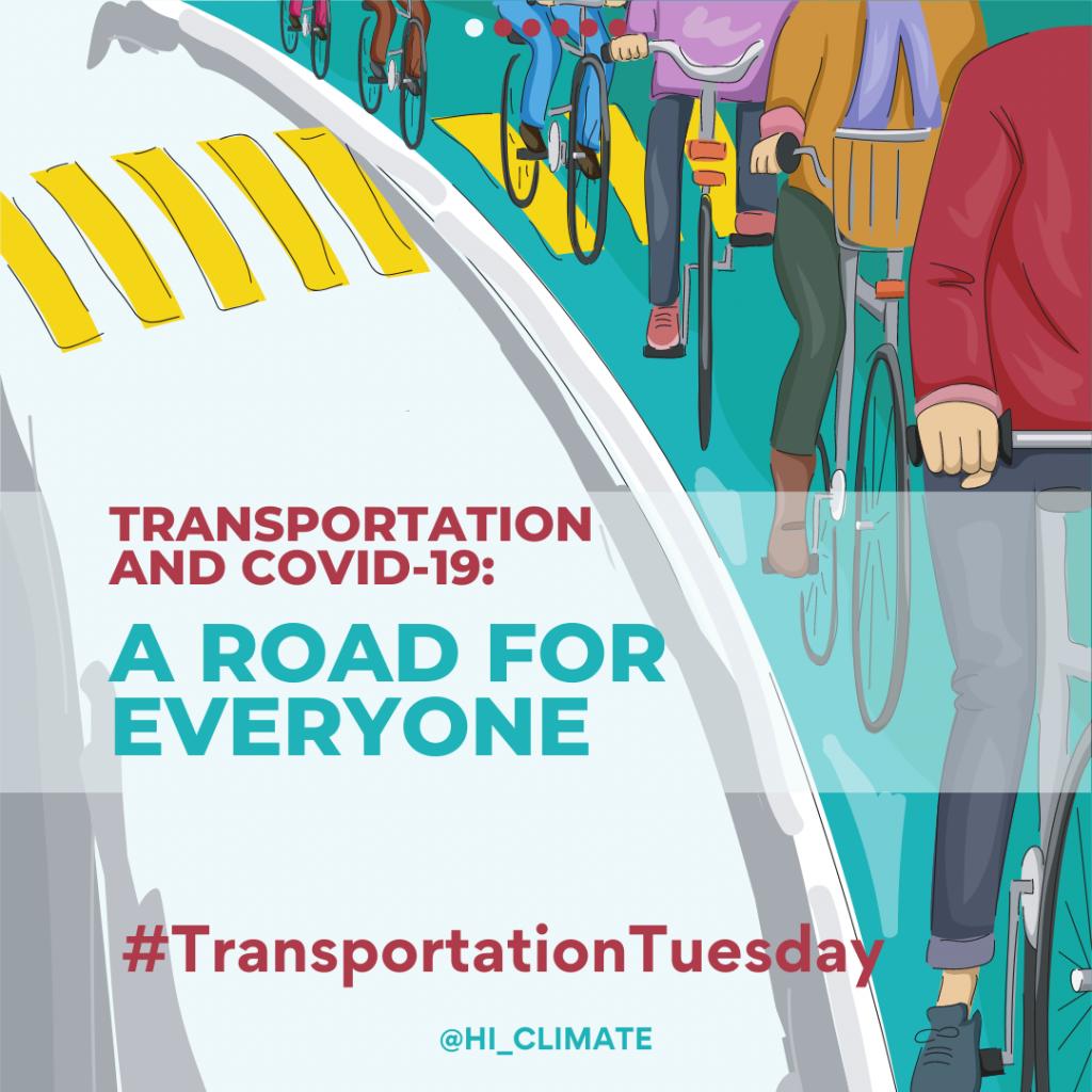 #TransportationTuesday Slide Deck - A Road for Everyone