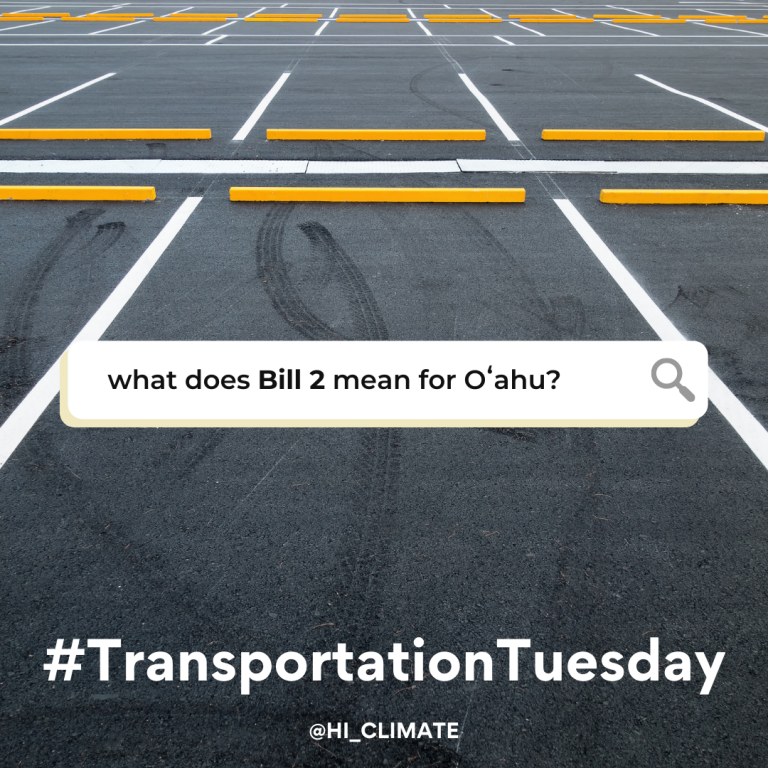 #TransportationTuesday Slide Deck - What does Bill 2mean for Oahu?